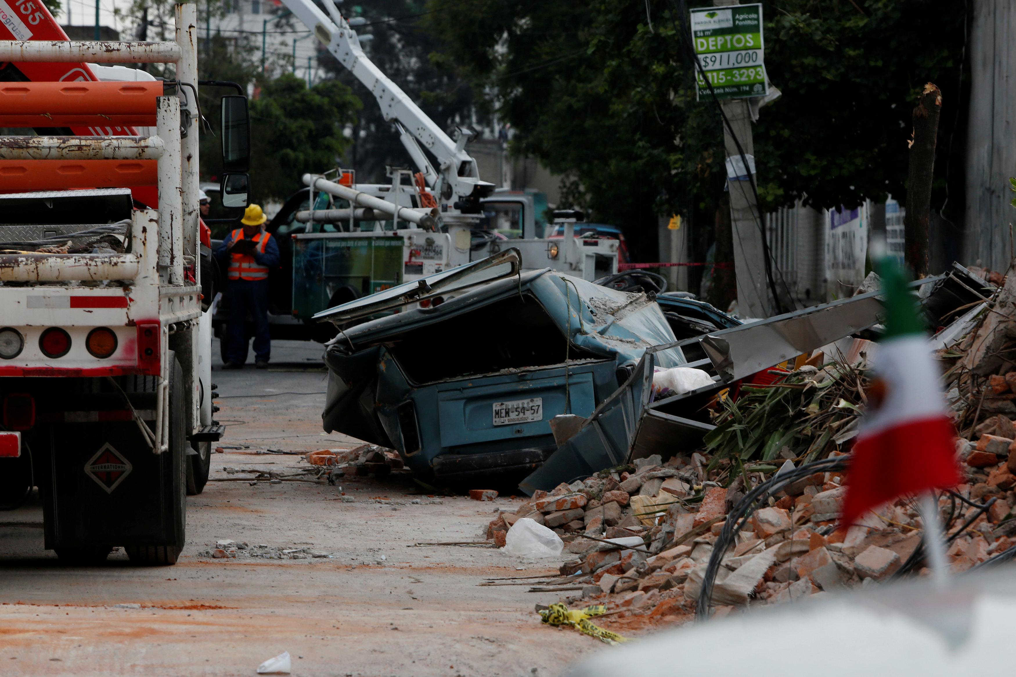 زلزال المكسيك (3)