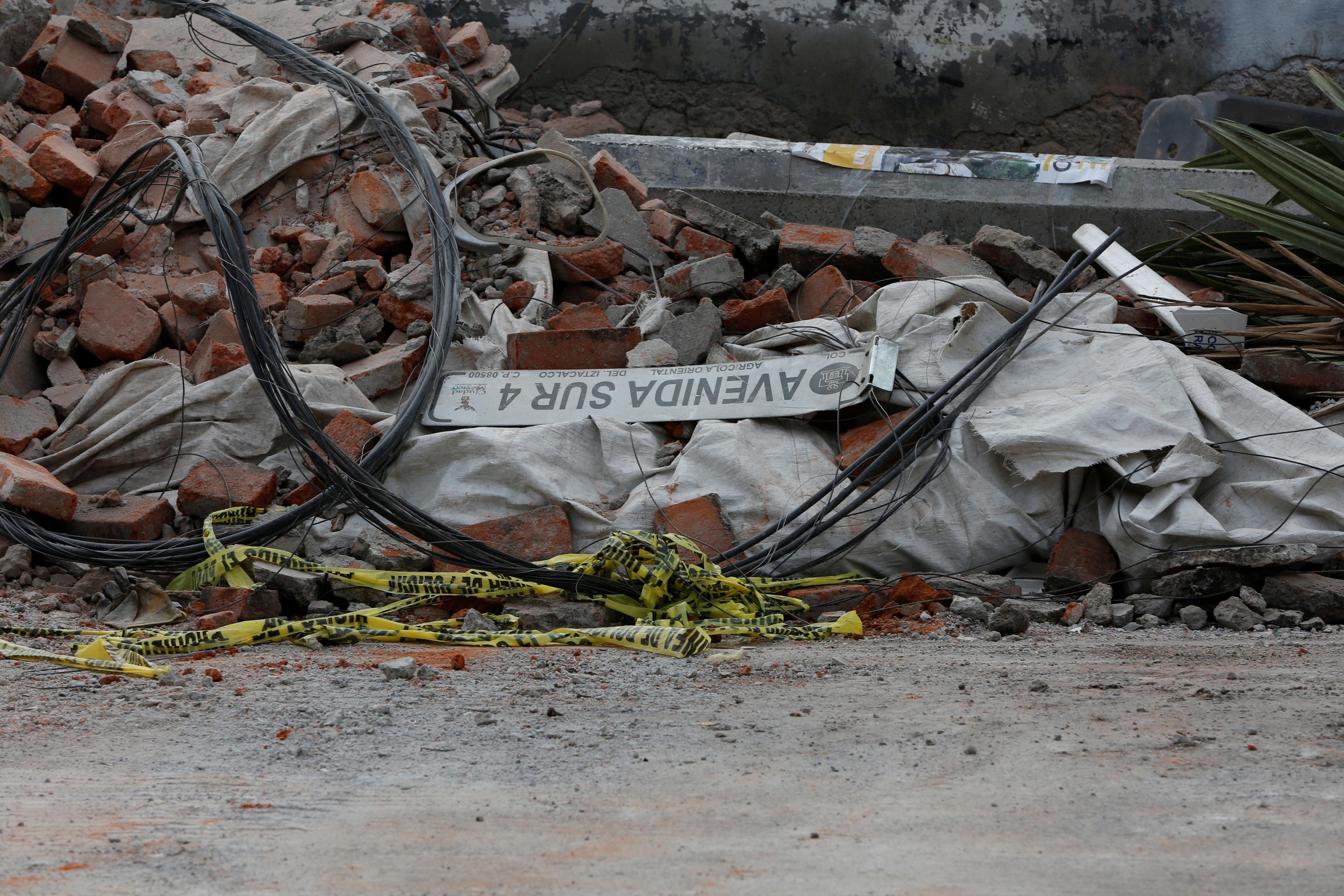 زلزال المكسيك (5)