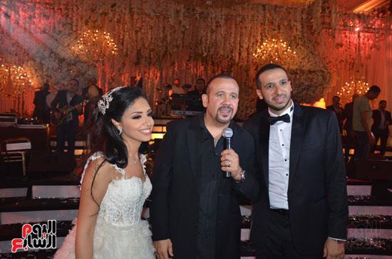 حفل زفاف محمد عزيزي و نورين ممدوح (1)