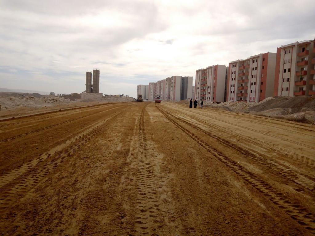 الإسكان تنهى تنفيذ 5256 وحدة سكنية بالمنيا الجديدة (5)