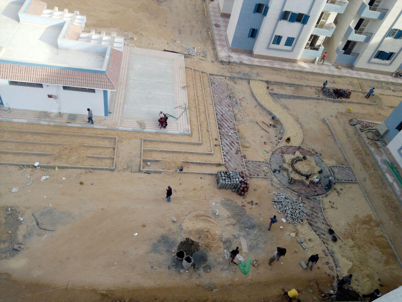 الإسكان تنهى تنفيذ 5256 وحدة سكنية بالمنيا الجديدة (3)