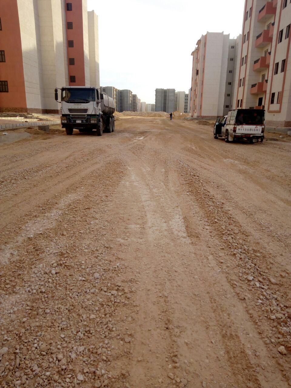 الإسكان تنهى تنفيذ 5256 وحدة سكنية بالمنيا الجديدة (2)