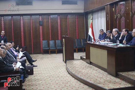 لجنة الخطة والموازنة بمجلس النواب (8)