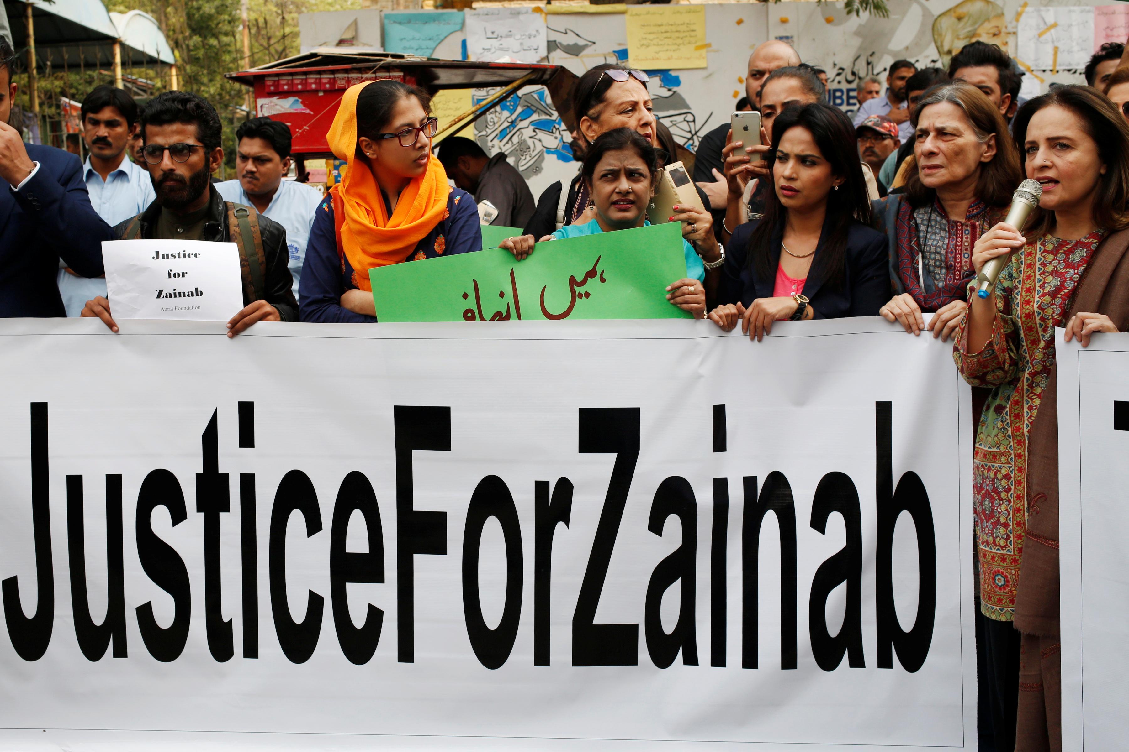 مظاهرات فى باكستان (2)