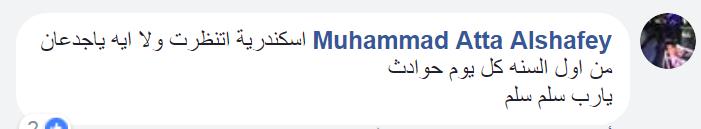 محمود عطا الشافعى