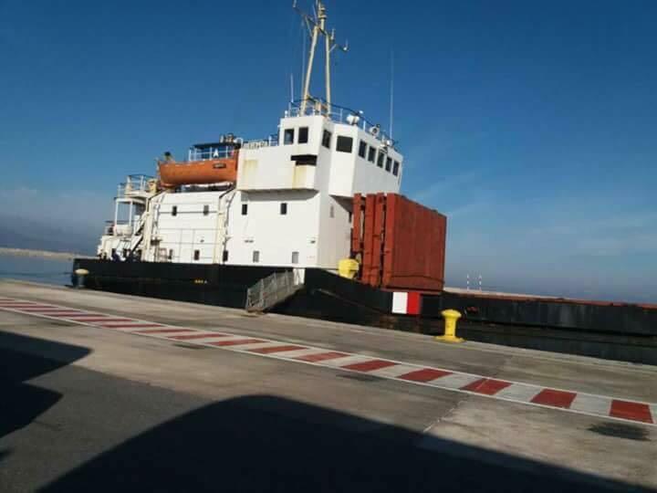 خفر السواحل اليونانى يضبط سفينة تحمل متفجرات إلى ليبيا