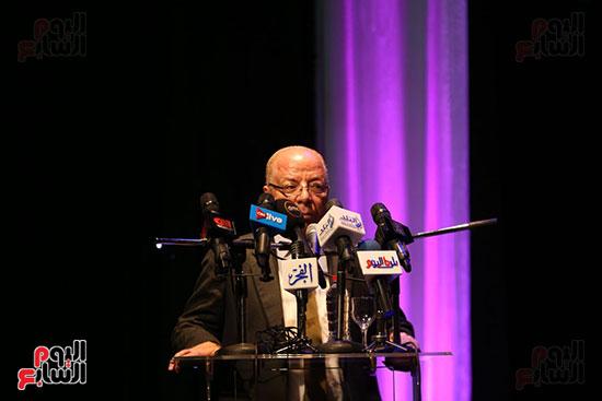 وزير الثقافة يكرم الفائزين بجائزة إحسان عبد القدوس (27)