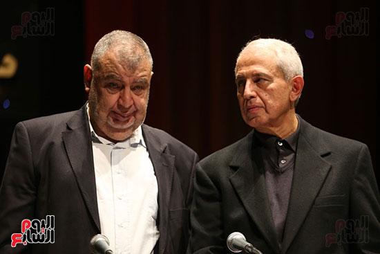 وزير الثقافة يكرم الفائزين بجائزة إحسان عبد القدوس (14)