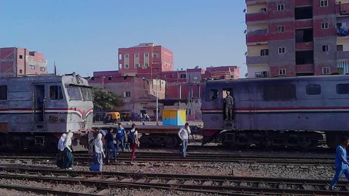 محطة سكة حديد الإسماعيلية