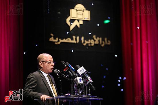 وزير الثقافة يكرم الفائزين بجائزة إحسان عبد القدوس (26)