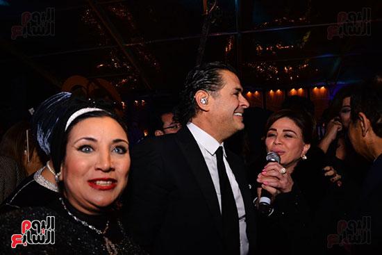 راغب علامة يحيى احتفالية مدينة الإنتاج الإعلامى بحضور النجوم والمشاهير (31)