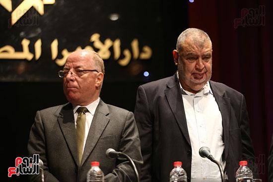 وزير الثقافة يكرم الفائزين بجائزة إحسان عبد القدوس (13)