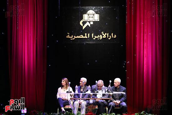 وزير الثقافة يكرم الفائزين بجائزة إحسان عبد القدوس (25)