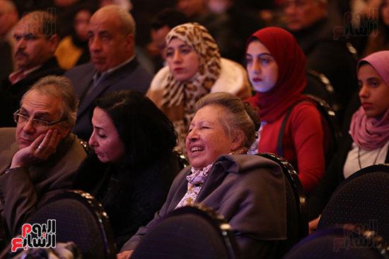 وزير الثقافة يكرم الفائزين بجائزة إحسان عبد القدوس (21)