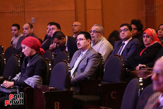 وزير الثقافة يكرم الفائزين بجائزة إحسان عبد القدوس (19)