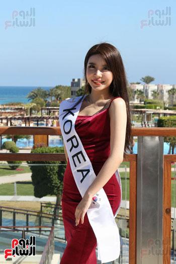 الغردقة-تستضيف-المشاركات-فى-مسابقة-ملكة-جمال-القارات-(5)