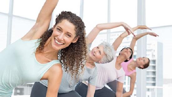 الرياضة وصحة المرأة