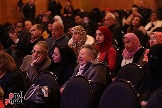 وزير الثقافة يكرم الفائزين بجائزة إحسان عبد القدوس (22)