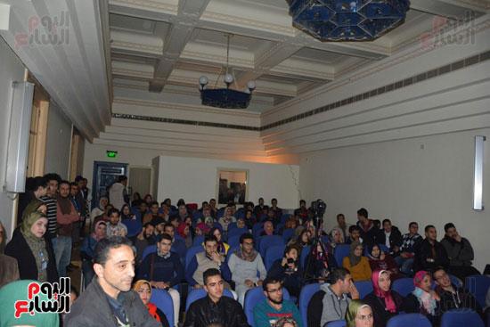 مهرجان مسرحى للعروض القصيرة بمدينة دمنهور (4)