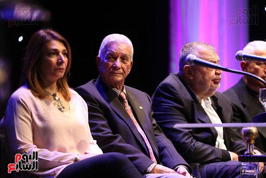 وزير الثقافة يكرم الفائزين بجائزة إحسان عبد القدوس (17)