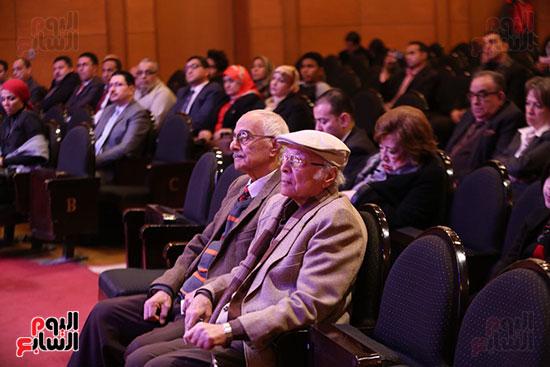 وزير الثقافة يكرم الفائزين بجائزة إحسان عبد القدوس (20)