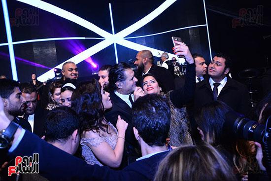 راغب علامة يحيى احتفالية مدينة الإنتاج الإعلامى بحضور النجوم والمشاهير (11)