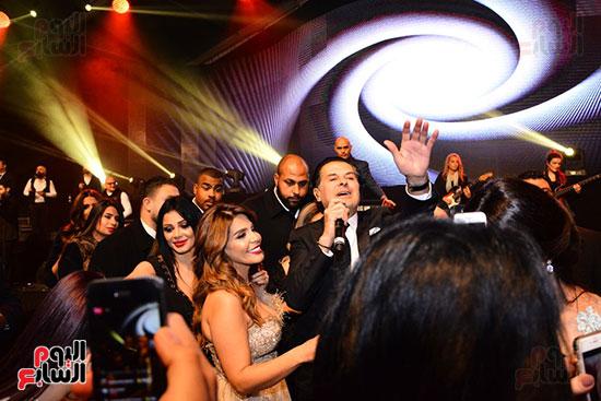 راغب علامة يحيى احتفالية مدينة الإنتاج الإعلامى بحضور النجوم والمشاهير (28)
