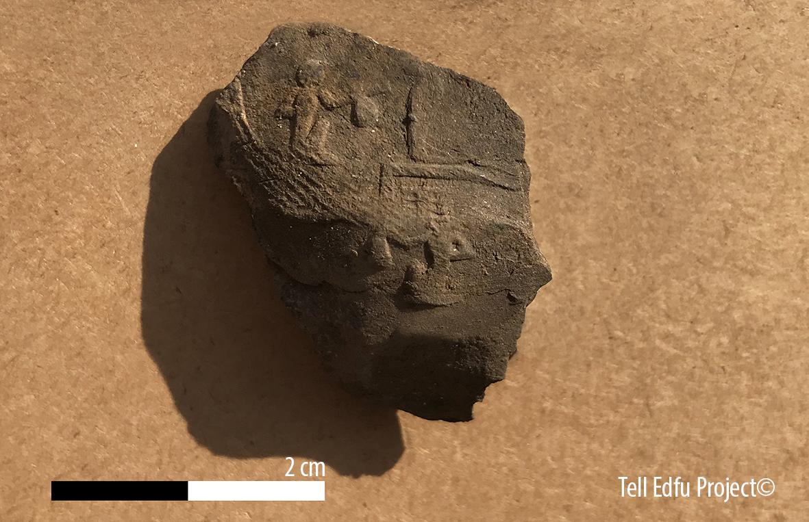 البعثة الأمريكية الأثرية تعلن عن كشفان أثريان بإدفو وكوم امبو