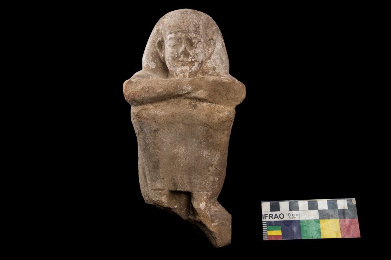 الشواهد الأثرية المكتشفة