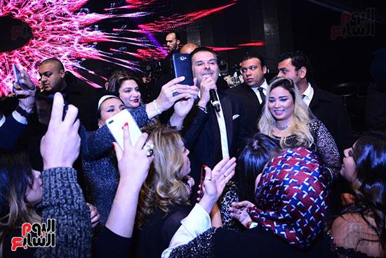 راغب علامة يحيى احتفالية مدينة الإنتاج الإعلامى بحضور النجوم والمشاهير (16)