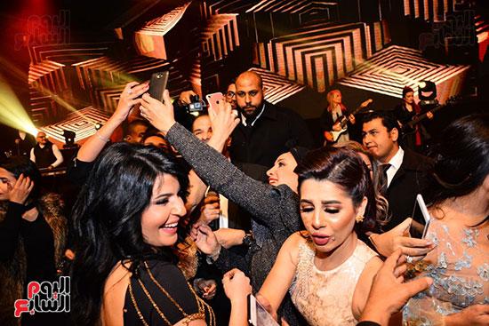 راغب علامة يحيى احتفالية مدينة الإنتاج الإعلامى بحضور النجوم والمشاهير (27)