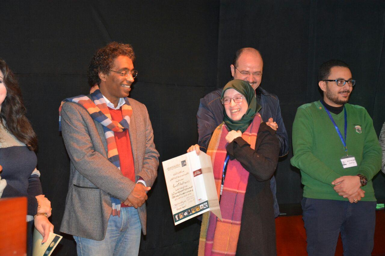 عواض يشهد مهرجان دمنهور المسرحي الأول للعروض القصيرة (3)