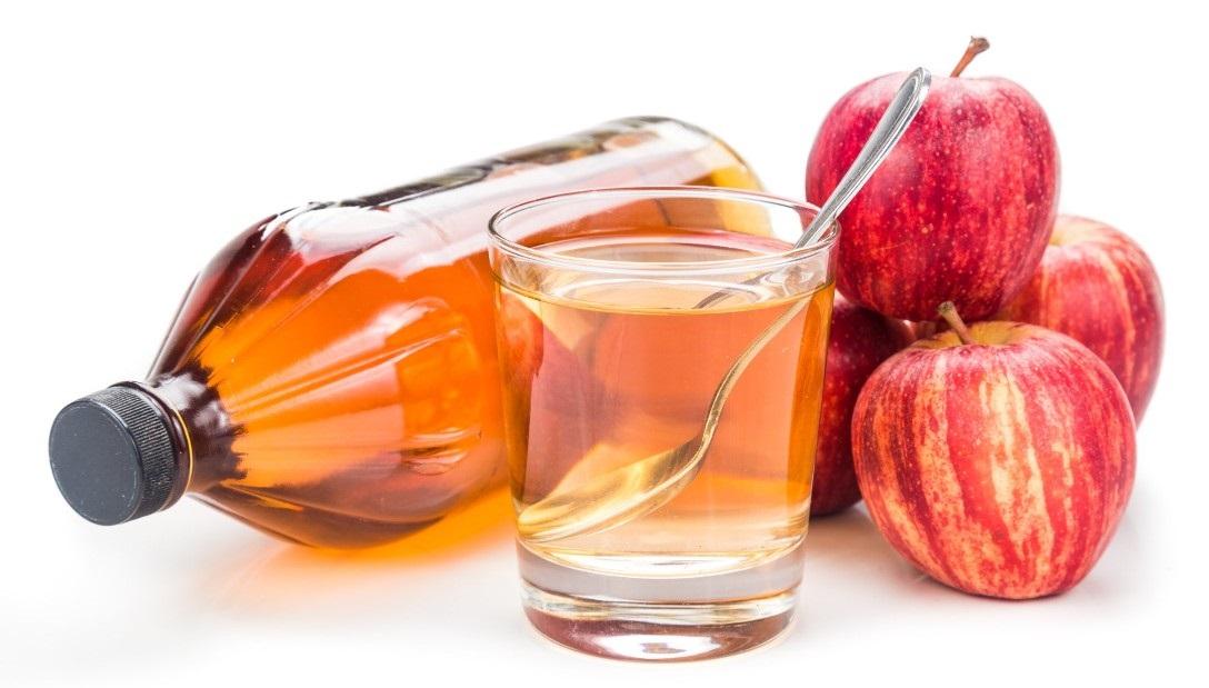 العناية بالجسم - خل التفاح