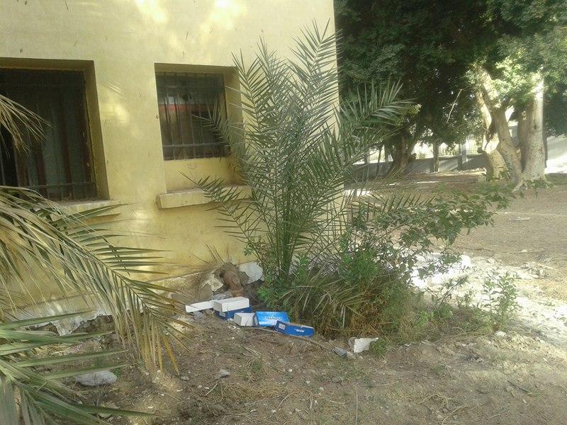 مستشفى طوابية بقنا خاوية من الاطباء والمرضى