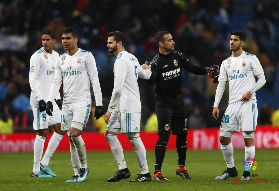 حزن لاعبى ريال مدريد