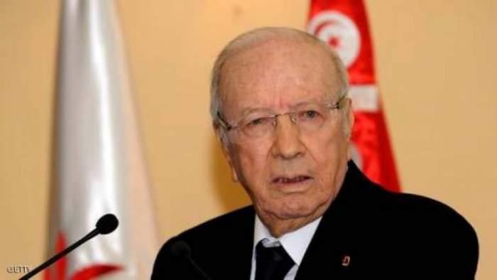 الرئيس التونسى