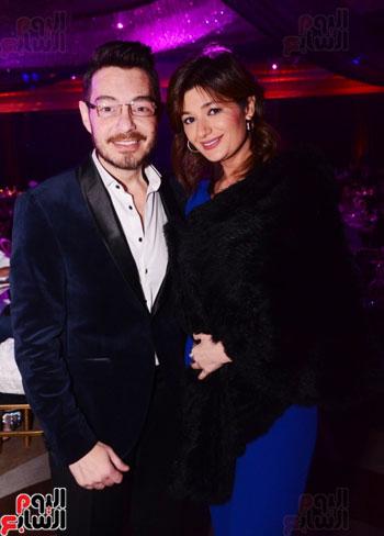 حفل تامر حسنى وميريام فارس (1)