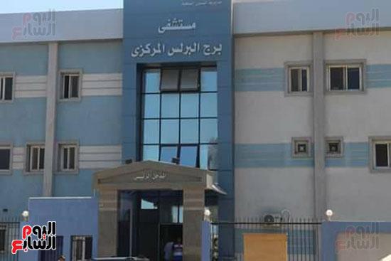 مستشفى البرلس المركزي
