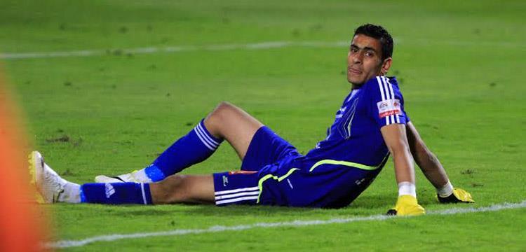 مسعود حارس المصرى