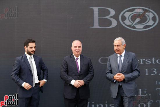 بروتوكول تعاون بين بولاريس والبنك الأهلى (8)