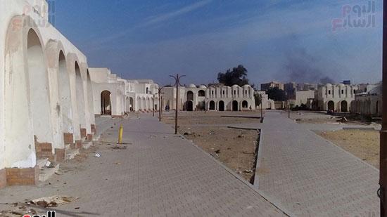 صور مشروع قرية الفواخير (4)