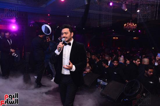 حفل تامر حسنى وميريام فارس (33)