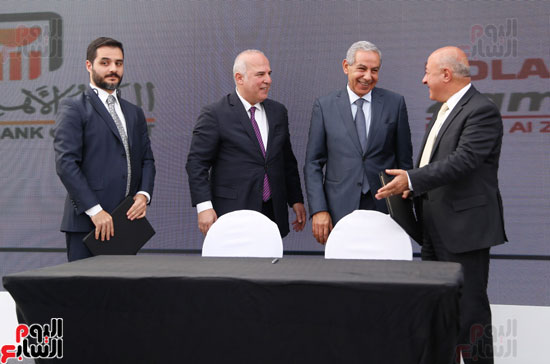 بروتوكول تعاون بين بولاريس والبنك الأهلى (11)
