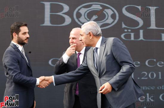 بروتوكول تعاون بين بولاريس والبنك الأهلى (7)