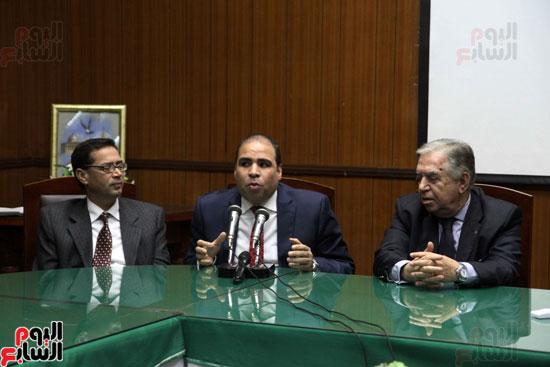 ه فعاليات توقيع بروتوكول بين وزارة الأوقاف والمعهد العالى للدراسات الإسلامية (17)