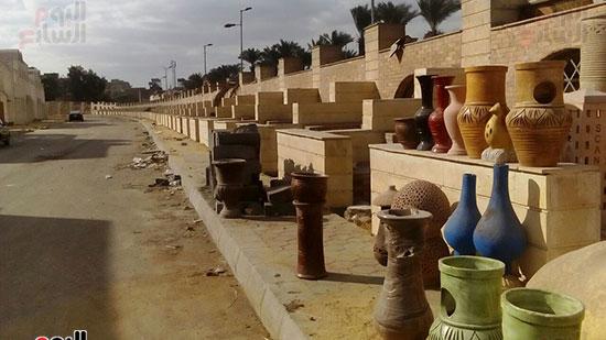 صور مشروع قرية الفواخير (6)