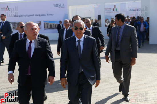 بروتوكول تعاون بين بولاريس والبنك الأهلى (12)
