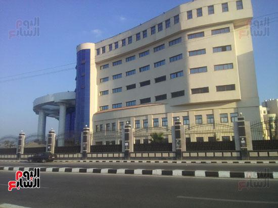 مستشفى كفر الشيخ الجامعي