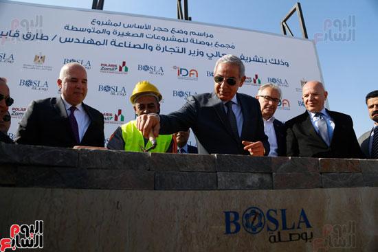 بروتوكول تعاون بين بولاريس والبنك الأهلى (14)