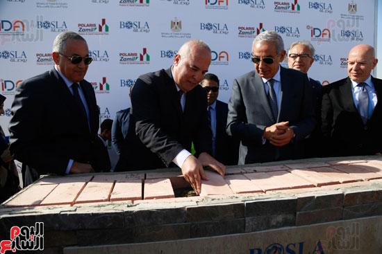 بروتوكول تعاون بين بولاريس والبنك الأهلى (16)